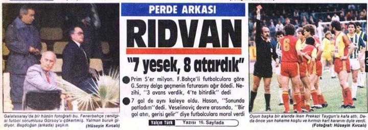 Fenerbahçe Yenilmez