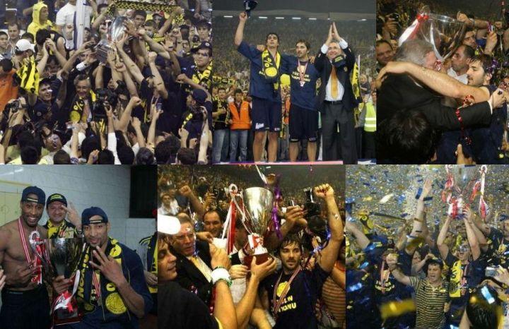 1 Haziran 2007 : Potalarda Yeniden Fenerbahçe Devri Başlıyor