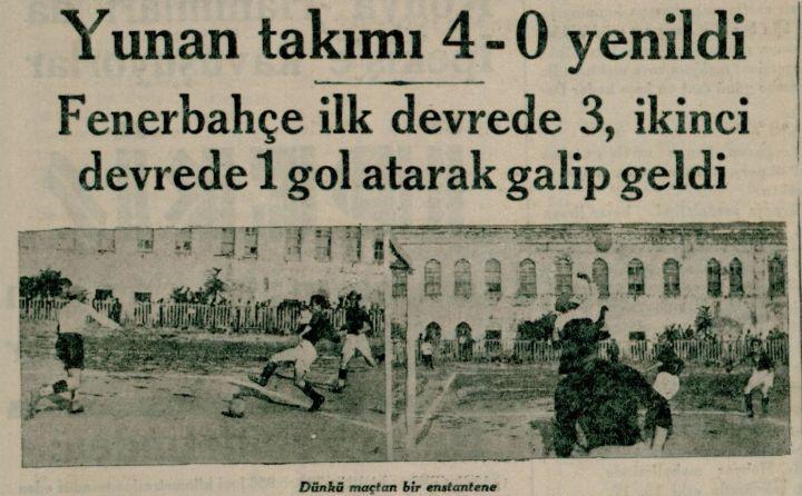 Ahalinin Göz Bebeği Fenerbahçe ve Koyunlar