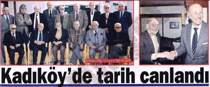 Kadıköy'de Tarih Canlandı