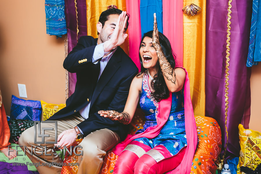 Atlanta Ismaili Indian Wedding - Mehndi Night