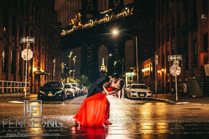 New York City Engagement Session with Canon 5D Mark IV