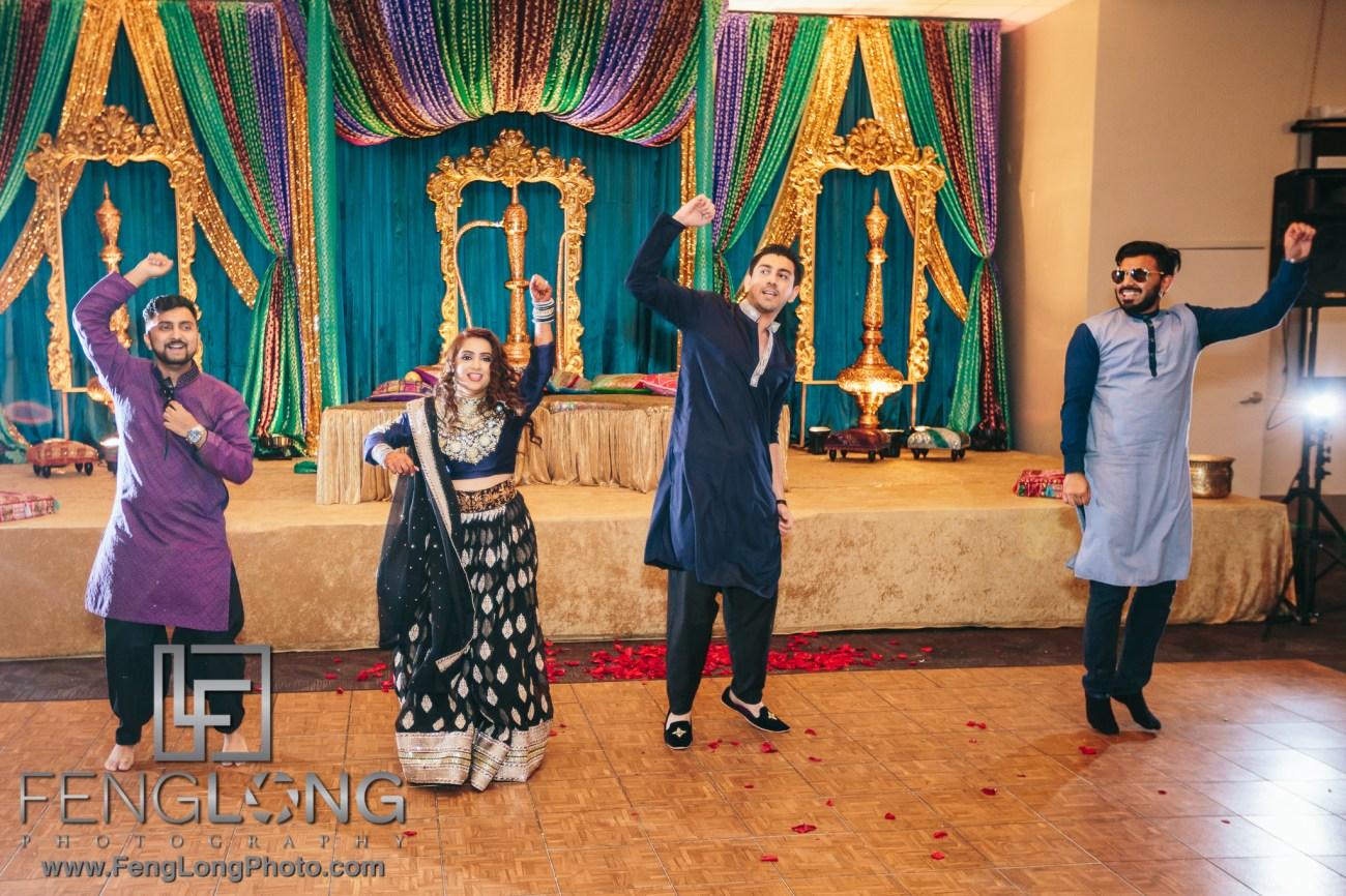 Al-Noor-Atlanta-Indian-Wedding-Pithi-Sangeet