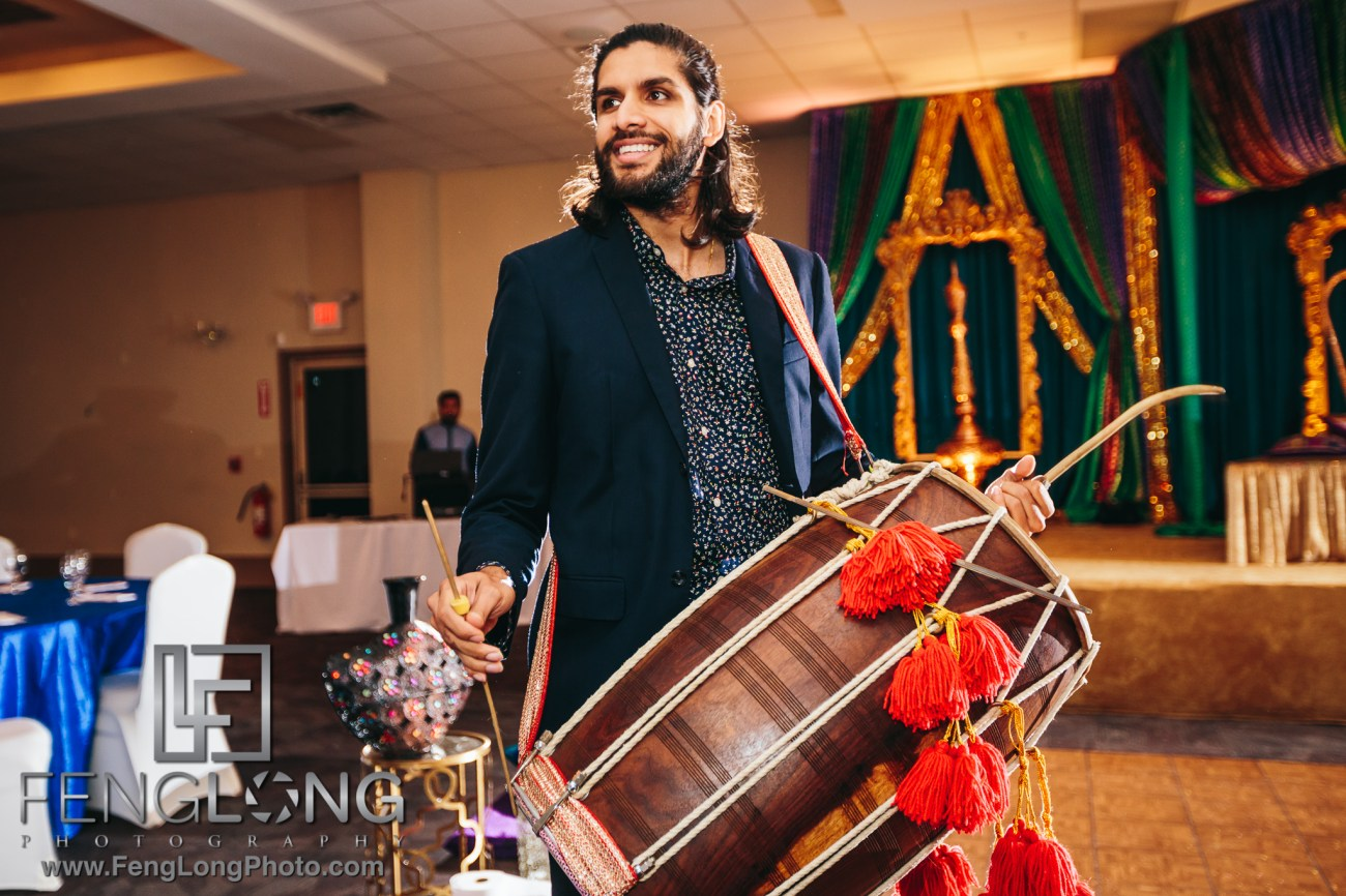 Al-Noor-Atlanta-Indian-Wedding-Pithi-Sangeet