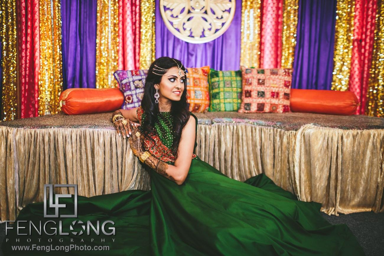 Atlanta Ismaili Indian Wedding Mehndi