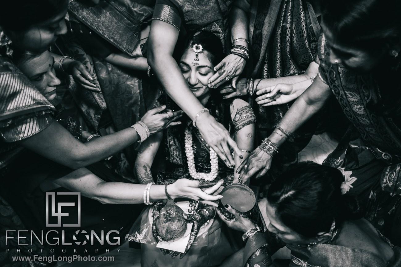 Indian Wedding Photography Haldi Ceremony