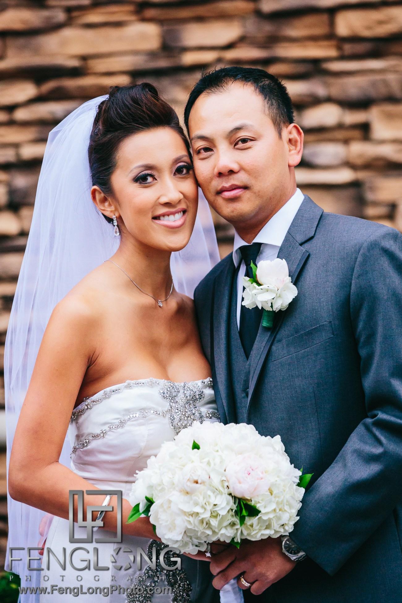 Atlanta Vietnamese Wedding at Le Meridien Perimeter