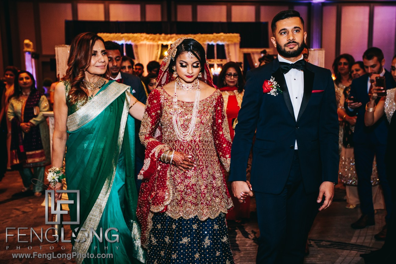 Muslim Indian Wedding Shaadi at Renaissance Waverly Atlanta