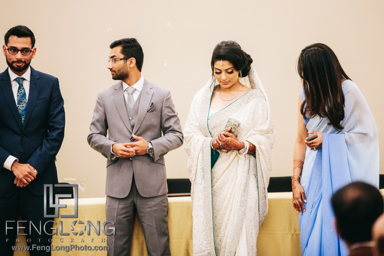 Atlanta Ismaili Indian Wedding Nikkah
