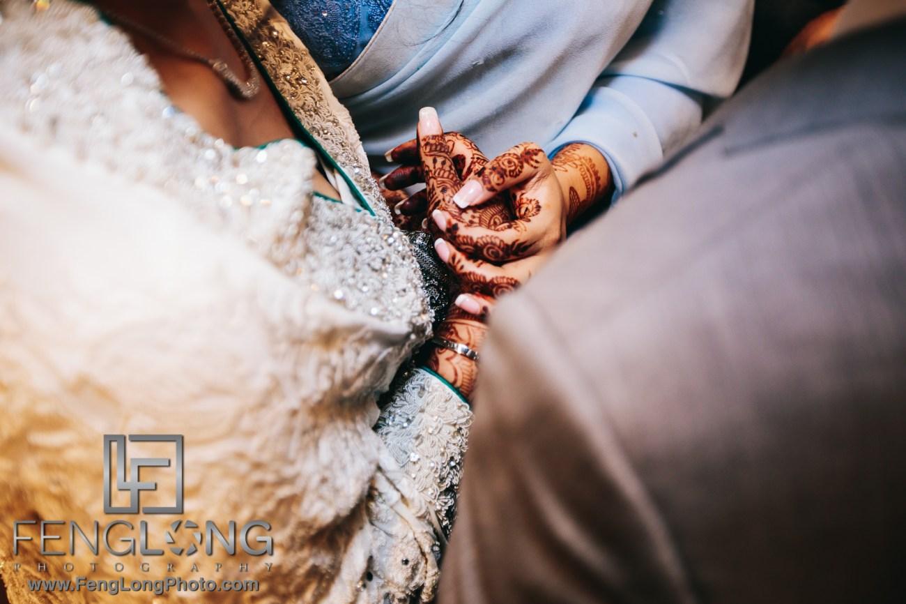 Atlanta Ismaili Indian Wedding Nikkah