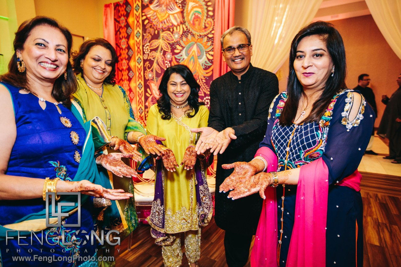 Atlanta Ismaili Indian Wedding BAPS Mandir & Opal Event Hall