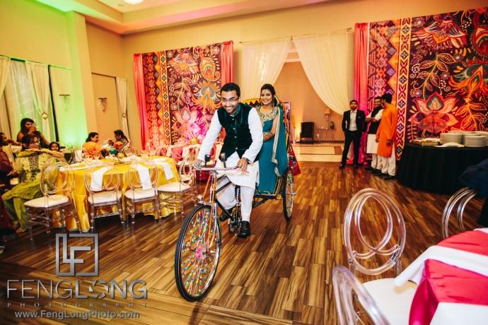 Atlanta Ismaili Indian Wedding BAPS Mandir & Opal Event Hall