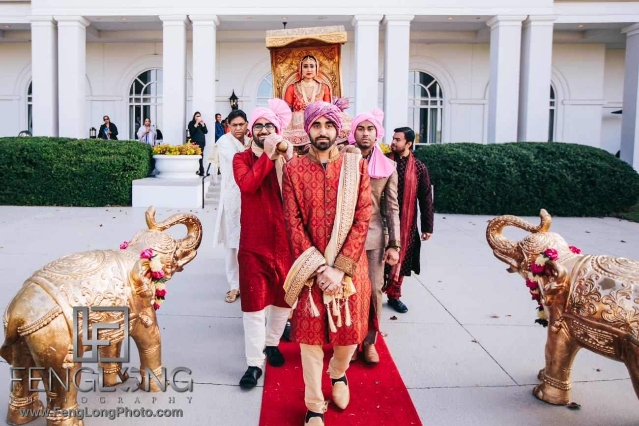 Ayesha Amit Indian Wedding at Hilton Marietta