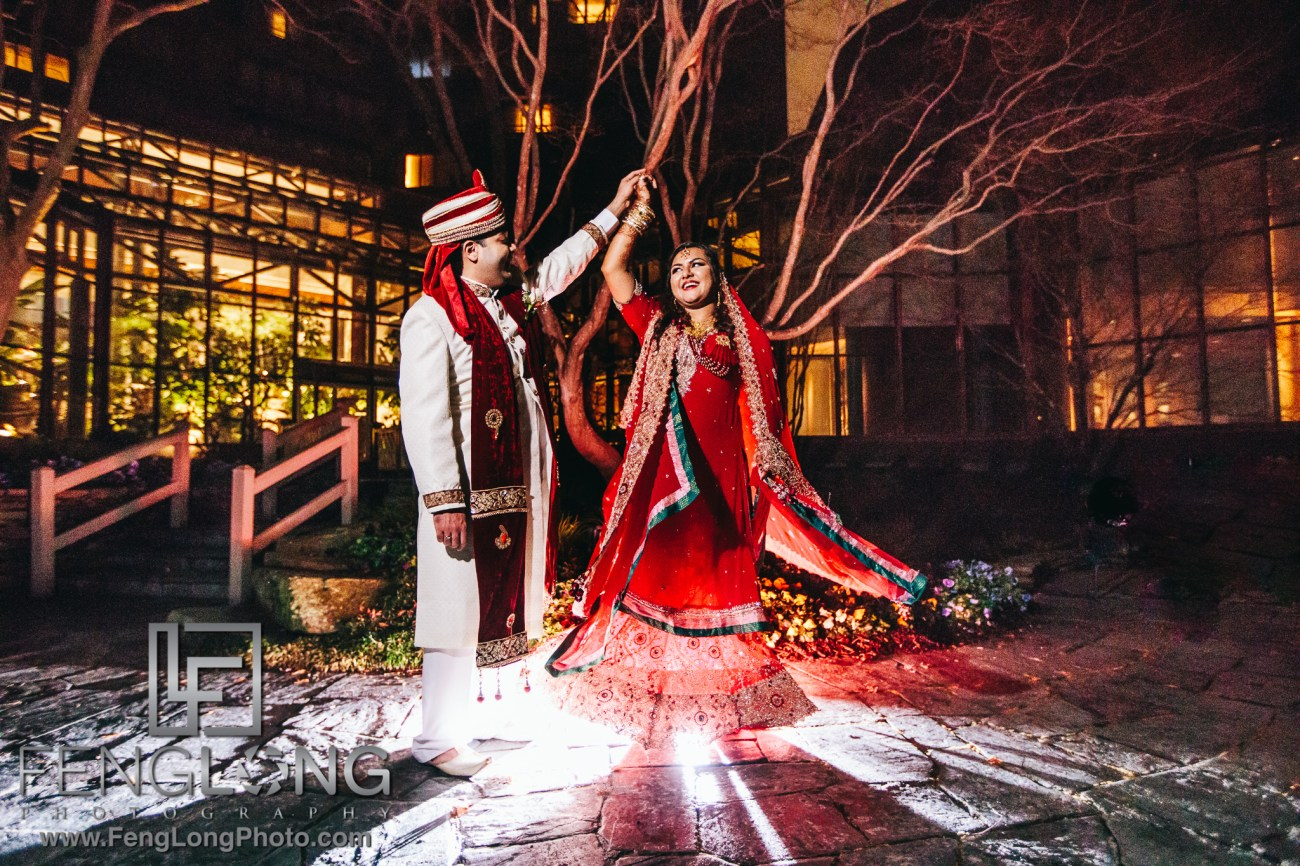 Crowne Plaza Atlanta Indian Wedding