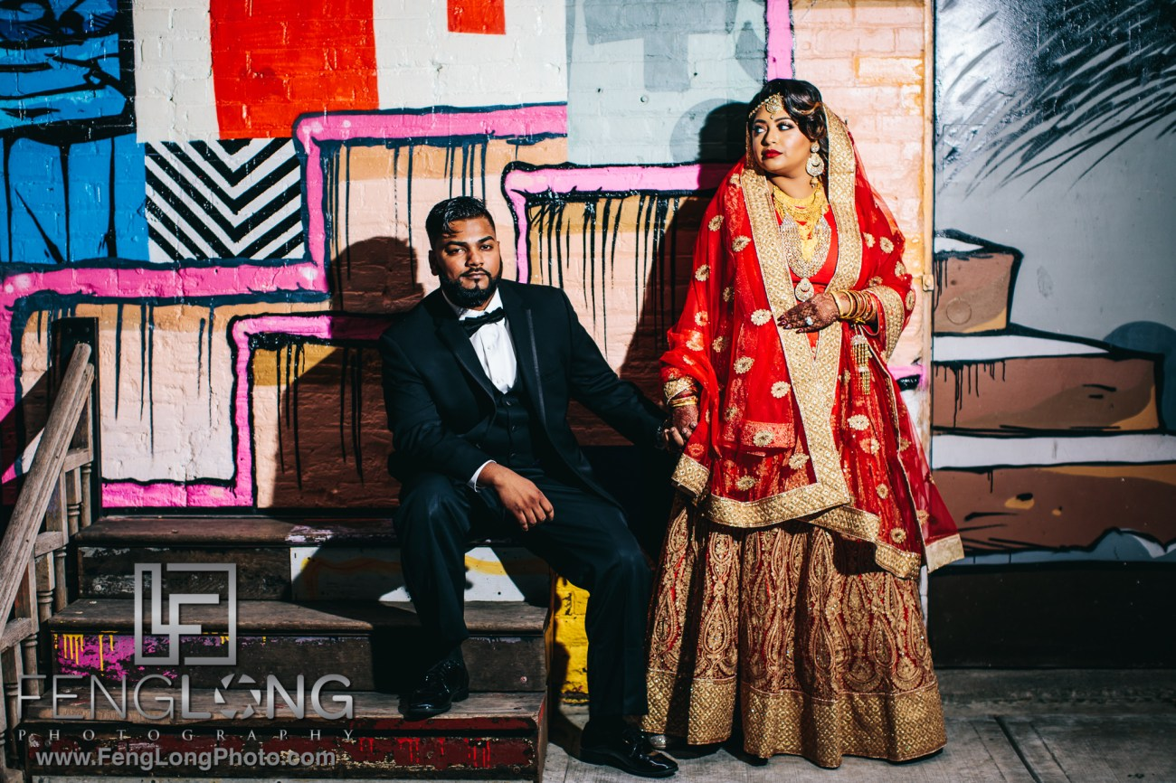 Farah Abul Detroit Indian Wedding