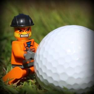 golf feng shui