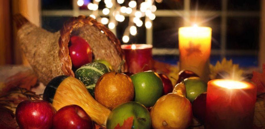 Thanksgiving decor Feng shui