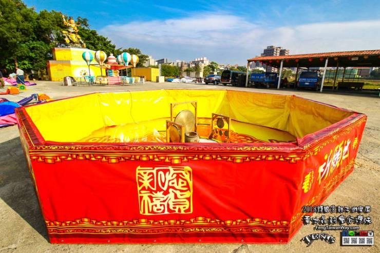 2018護國宮太子遊樂園【桃園親子景點】|新春第一讚的全場免費親子遊樂園。 @黃水晶的瘋台灣味