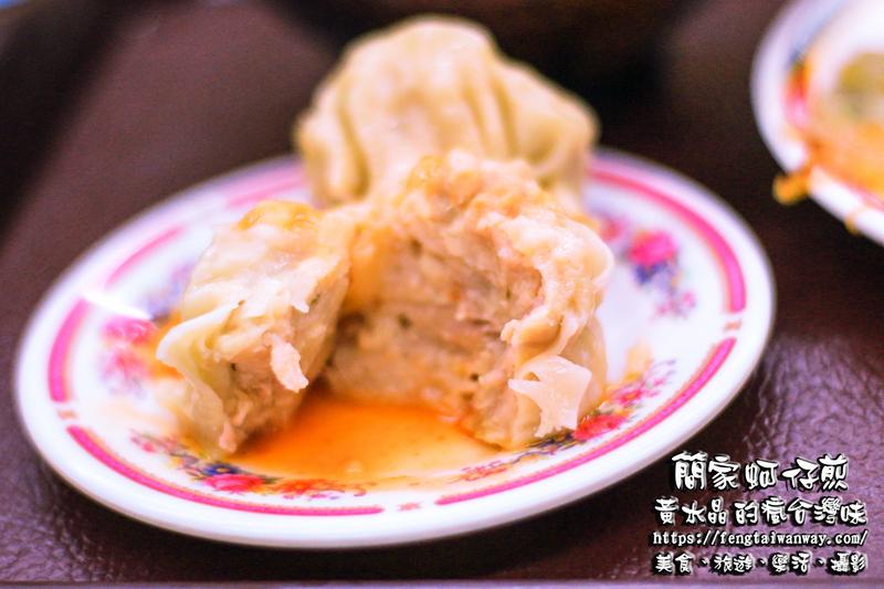簡家蚵仔煎【基隆美食】|孝三路的60年老店。 @黃水晶的瘋台灣味