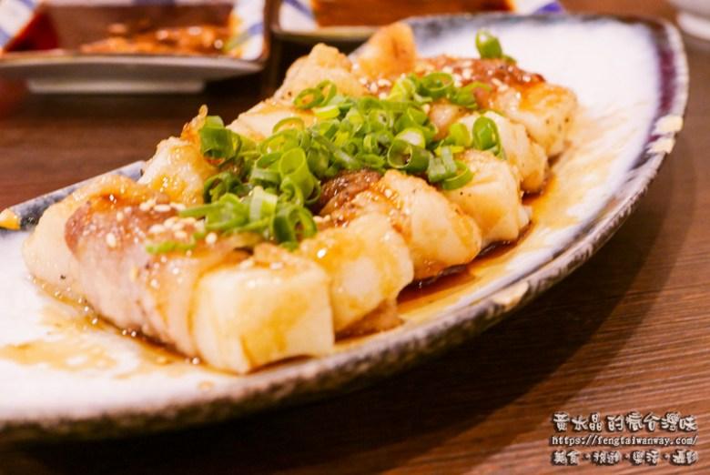 丸太。屋台風浜燒場【基隆美食】 有日本味氛圍的高CP值雙層大份量生魚片丼飯;食尚玩家、愛玩客、旅行應援團相繼推薦 @黃水晶的瘋台灣味