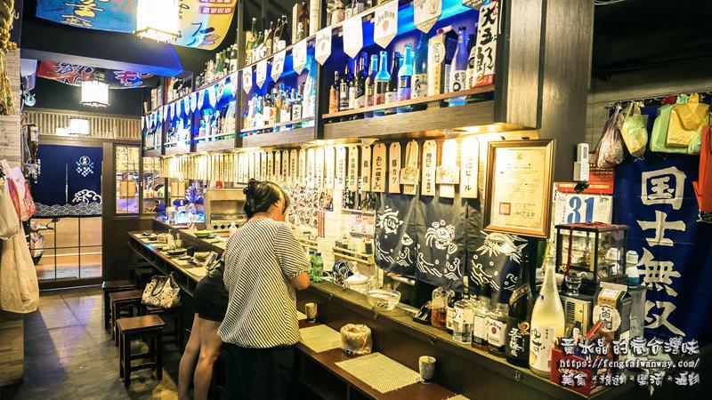 十八兆居酒屋【桃園美食】|榮獲桃園金牌好店殊榮;日本人、職棒球員也愛來的深夜食堂 @黃水晶的瘋台灣味