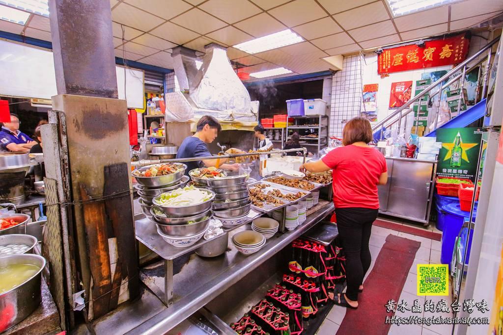 水源羊肉海产【高雄美食】︱盐埕区接地气的60年羊肉炉名店;来这必点一锅羊肉炉 @黄水晶的疯台湾味