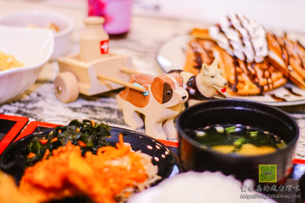 KENKEN食堂亲子宠物友善餐厅【龙潭美食】︱桃园小人国前方100公尺毛小孩与小小孩的超大欢乐秘密基地 @黄水晶的疯台湾味