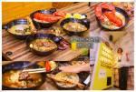 韓國魷魚焿【八德小吃】|桃園市八德區民和戲院旁民國73年創立的小吃麵店,宵夜場和辛苦打拼加班族的躁咖。 @黃水晶的瘋台灣味