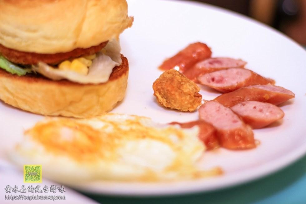 安貝活力早餐【平鎮美食】 育達高中附近平價且多元活力滿點的早餐店 @黃水晶的瘋台灣味