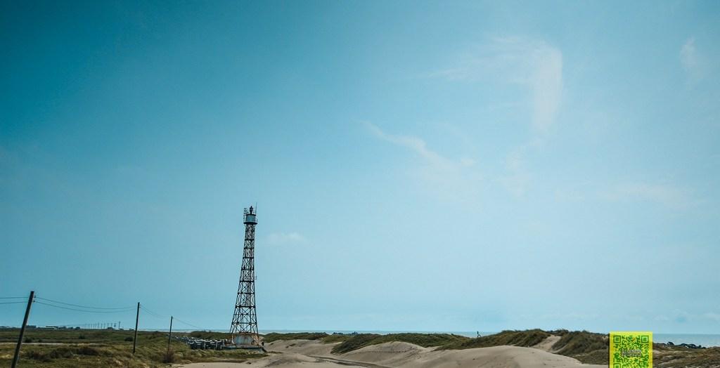 國聖燈塔【台南景點】|台灣本島最西極點秘境;西部台版撒哈拉沙漠 @黃水晶的瘋台灣味
