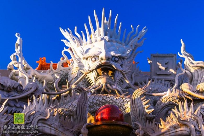明倫三聖宮【桃園景點】 離市區最近的虎頭山制高點賞夕陽觀夜景必訪關帝廟 @黃水晶的瘋台灣味