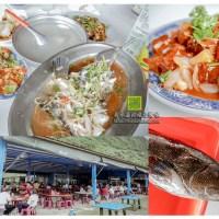 海神熱炒【基隆美食】|外木山海景第一排平價海鮮餐廳