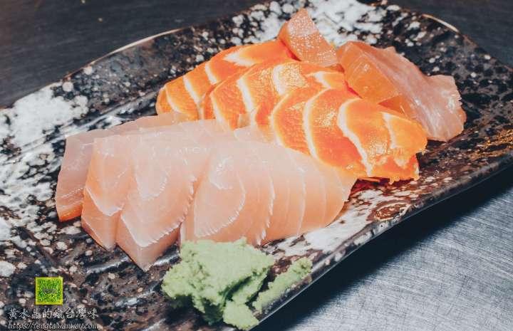 江味軒日本料理【嘉義美食】|文化夜市內的高人氣平價日式料理 @黃水晶的瘋台灣味