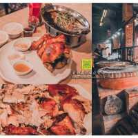 台灣磚窯雞【三峽美食】|白雞山腳下必吃的高人氣龍眼木磚窯放山雞
