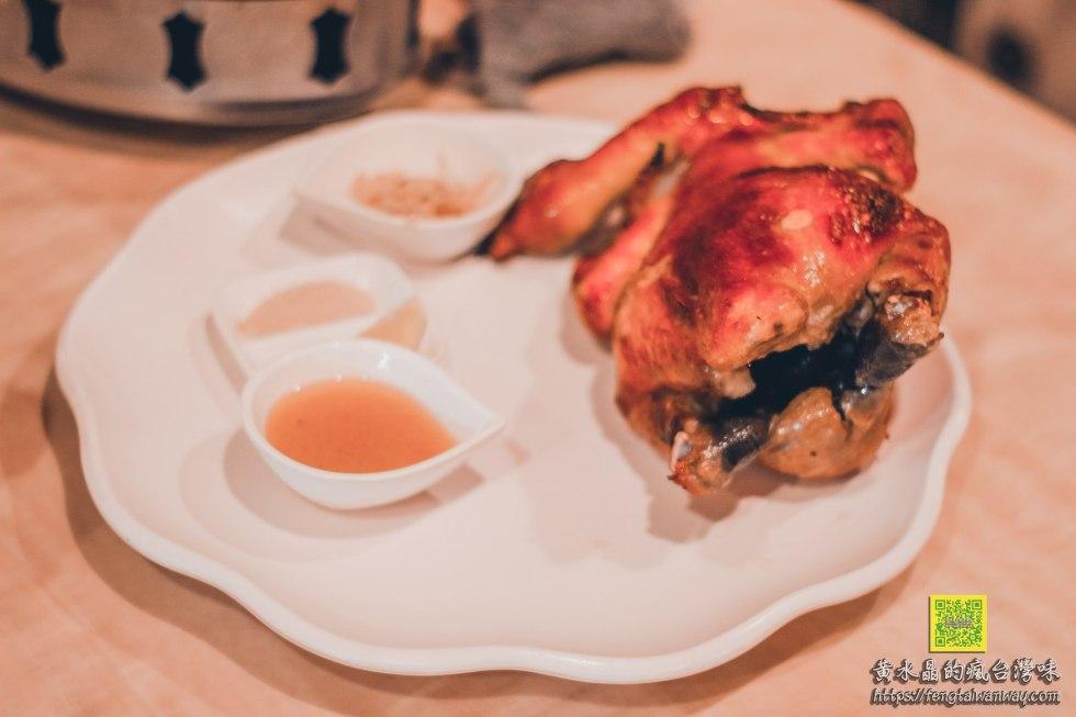 台灣磚窯雞【三峽美食】|白雞山腳下必吃的高人氣龍眼木磚窯放山雞 @黃水晶的瘋台灣味