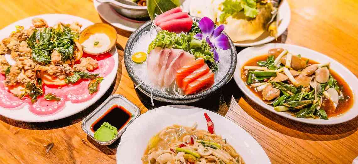 魚夫子海鮮餐廳【桃園美食】|桃園法院快炒;聚餐熱炒餐廳推薦 @黃水晶的瘋台灣味