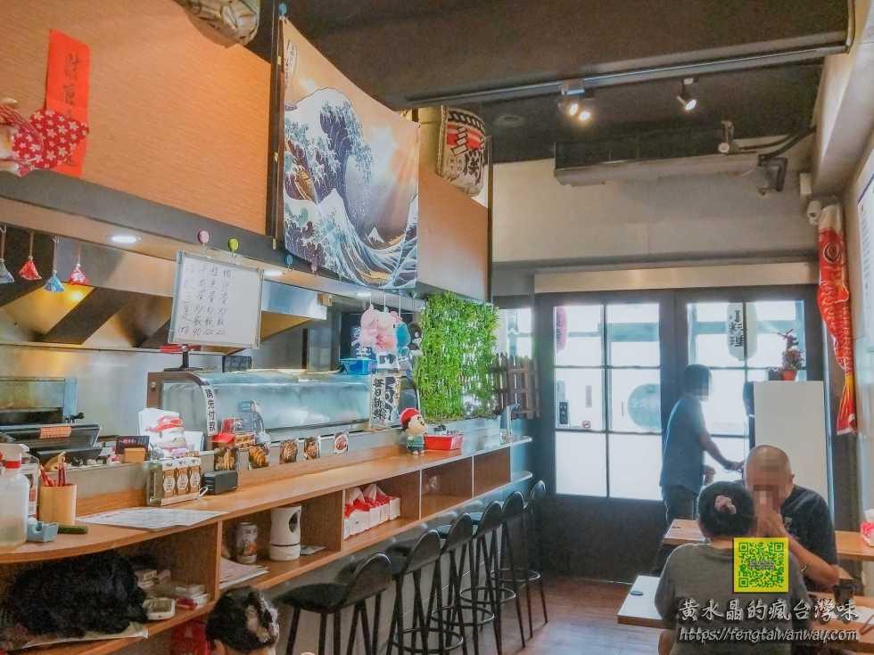 八櫻食堂日式料理【八德美食】 八德區公所日式料理推薦 @黃水晶的瘋台灣味
