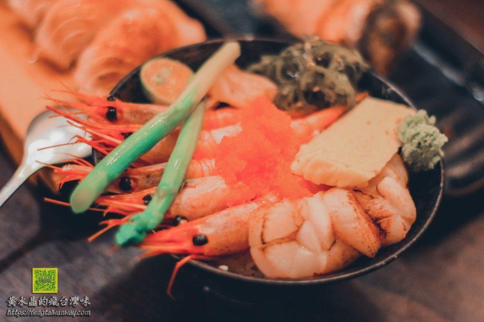 福氣屋【中和美食】|新北中和黃昏市場必吃隱藏版日式料理毛毛蟲壽司店 @黃水晶的瘋台灣味