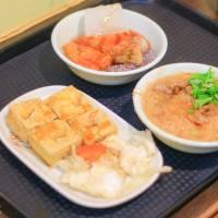 大腸麵線脆皮臭豆腐【新北美食】|鶯歌老街麵線、臭豆腐、甜不辣;跟期待有所落差