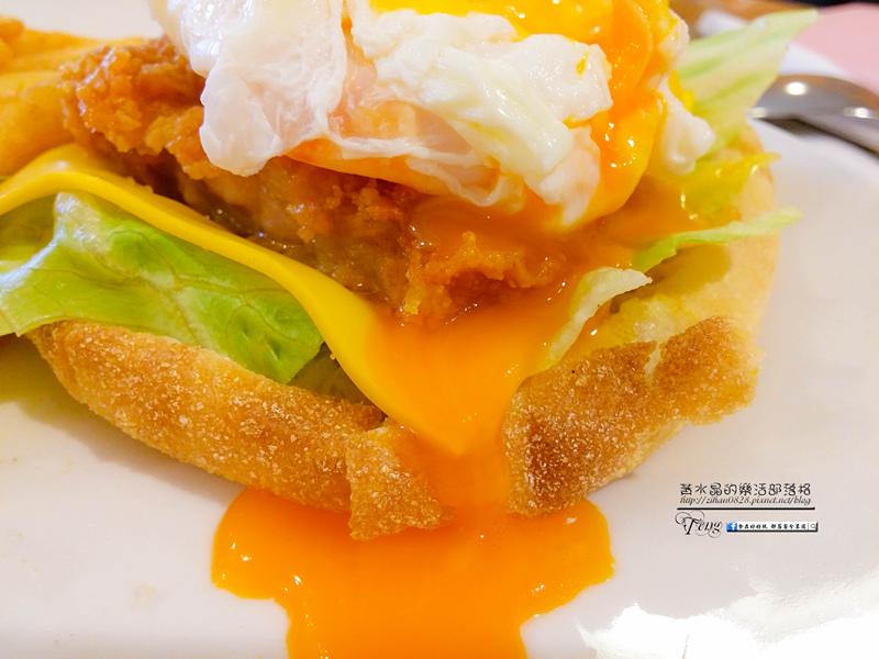 微笑起司【八德美食】|桃園八德早午餐餐廳;大勇國小忠勇街上的第一家早午餐。 @黃水晶的瘋台灣味