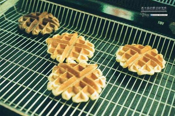 啾嫩Q【台北美食】|內湖港墘站737巷商圈美食;不是鬆餅的甜點 @黃水晶的瘋台灣味