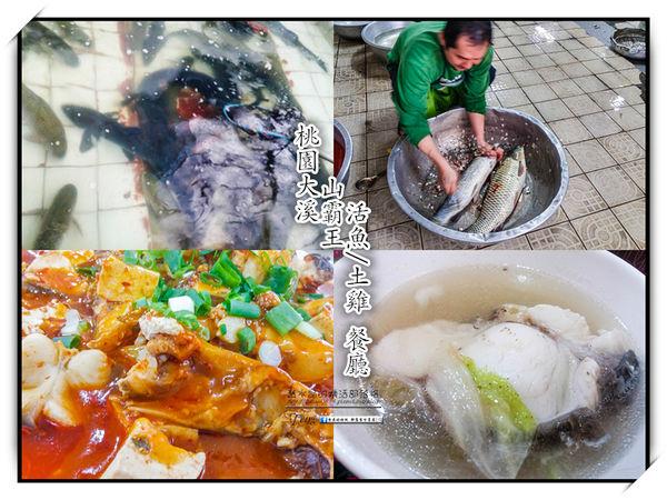 石門 山霸王-桃園大溪(活魚/土雞 料理) @黃水晶的瘋台灣味
