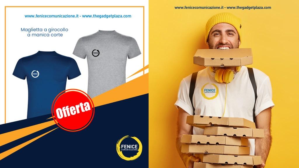T-shirt personalizzate marketing perfetto