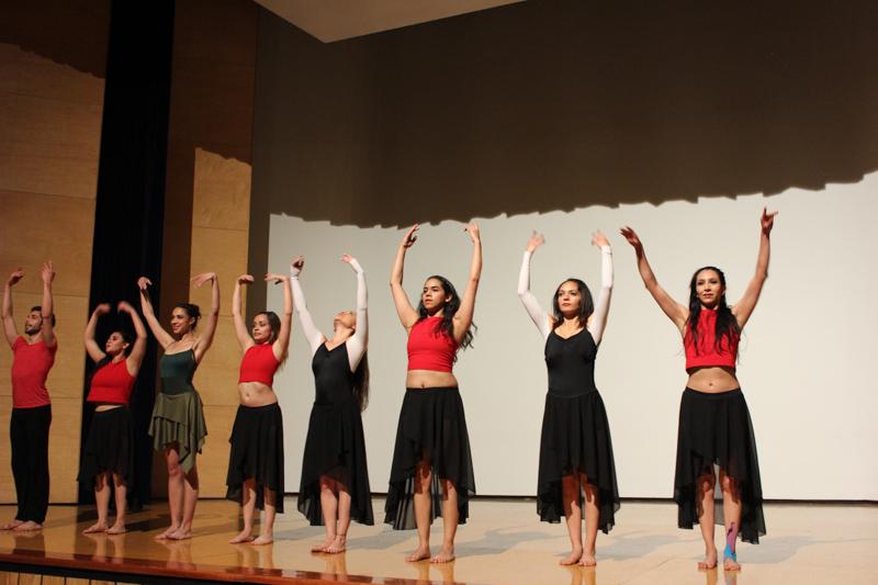 Día de la danza CCI-84