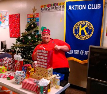 Fenix Group Action Club Christmas