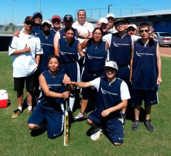 Fenix Group and Special Olympics SoftBall