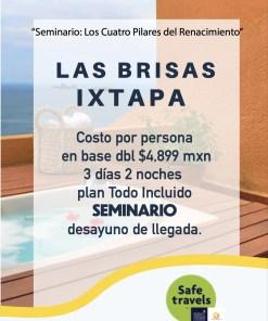 Cuatro Pilares del Renacimiento en lLas Brisas Ixtapa - Fénix Traveler