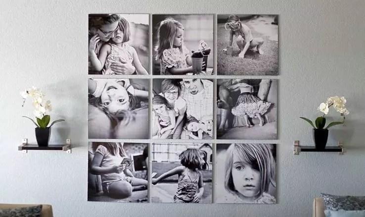 Как украсить пустую стену картинами? Портреты карандашом - Fenlin.ru