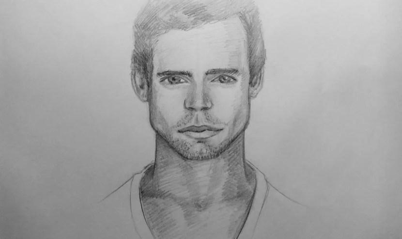 Как нарисовать мужчину карандашом? Портреты карандашом - Fenlin.ru
