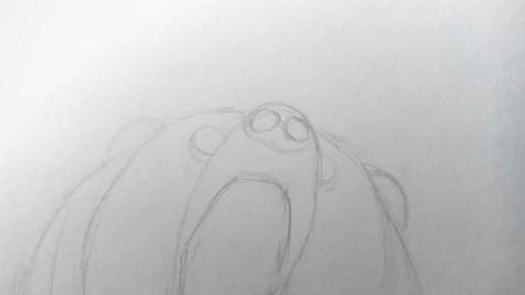 Как нарисовать медведя карандашом? Шаг 5. Портреты карандашом - Fenlin.ru